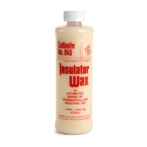 Collinite No. 845 Insulator Wax 473 ml
