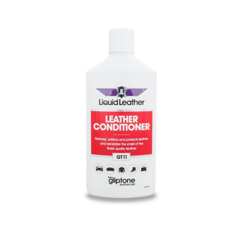 Gliptone Liquid Leather GT11 leather conditioner 250ml