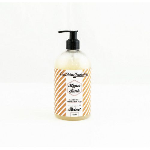 CarShineFactory Hyper Bath 500ml