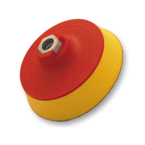 Flexipads 125 mm velcro nastavek za polirne gobice