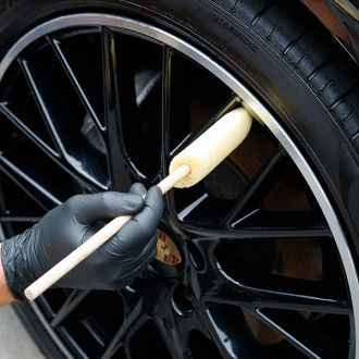 LH Oval Alloy Spoke Cleaner...