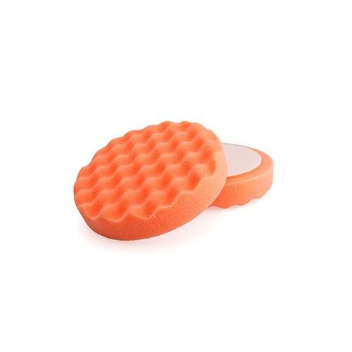 Flexipads groba- polirna gobica, 150 mm oranžna
