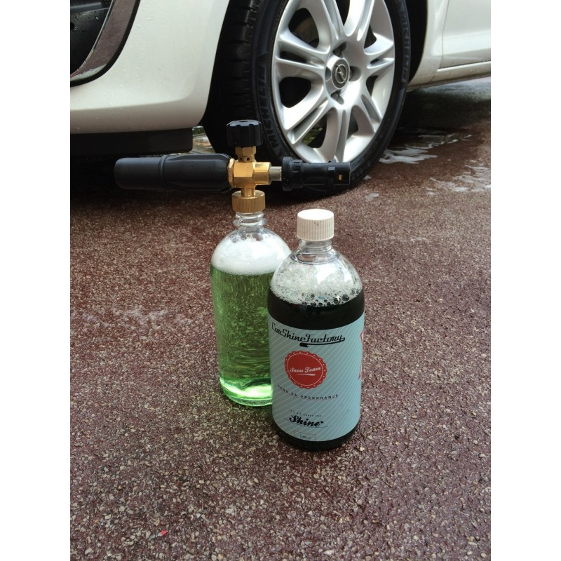 Carshinefactory Foam promo pack