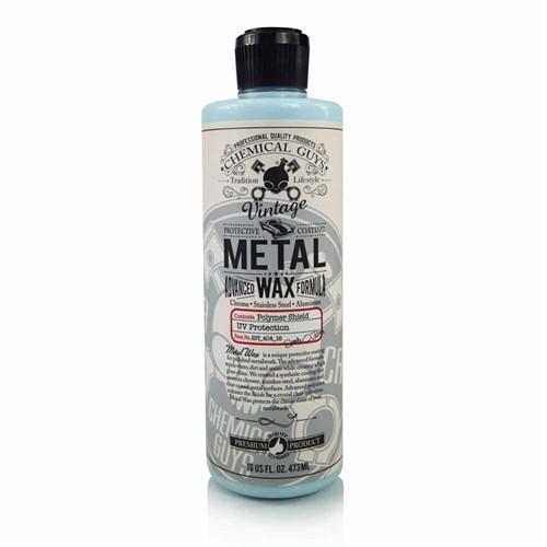 Chemical Guys Vintage Series Metal Wax  473 ml