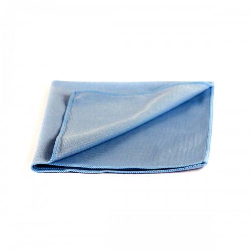 Carshinefactory mikrokrpa za stekla - svetlo modra 35x35 cm