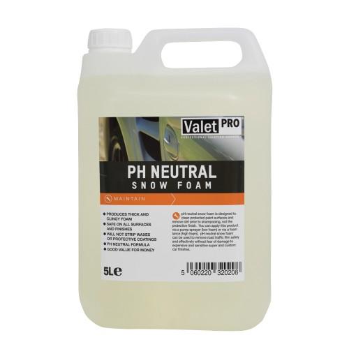ValetPRO pH Neutral Snow Foam 5 l