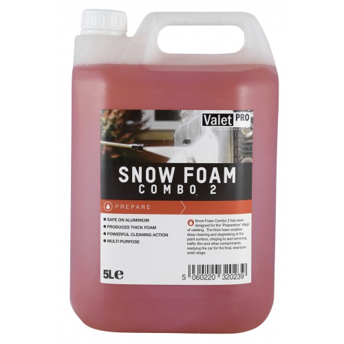 ValetPRO Snow Foam Combo2 5 l