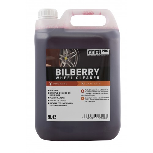 ValetPRO Bilberry Wheel Cleaner 5 l