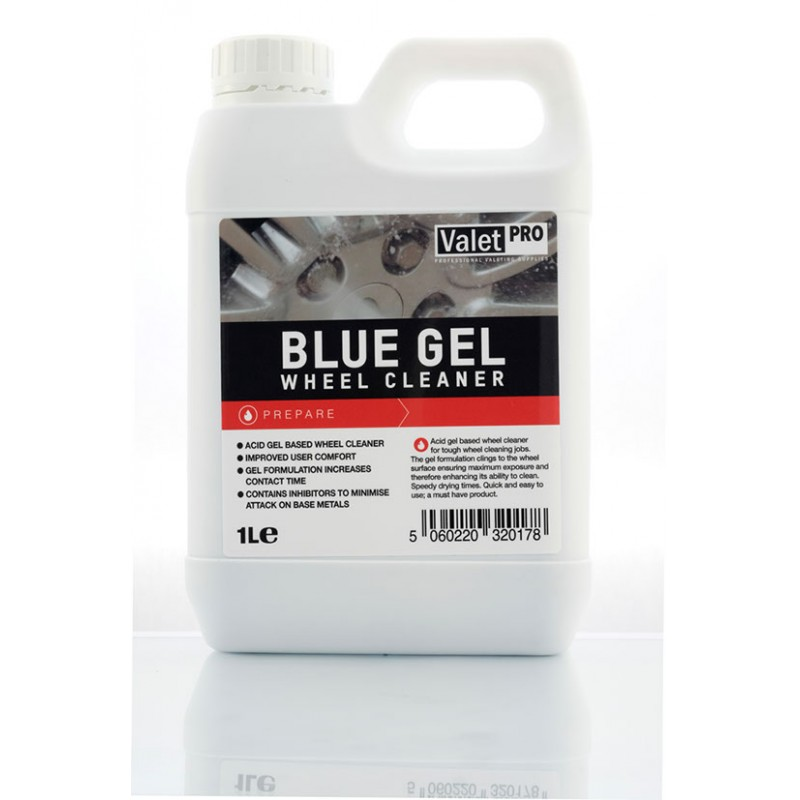 ValetPRO Blue Gel Wheel Cleaner 1 l