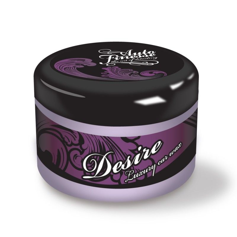 Auto Finesse Desire Carnauba vosek 200 ml Limited Edition