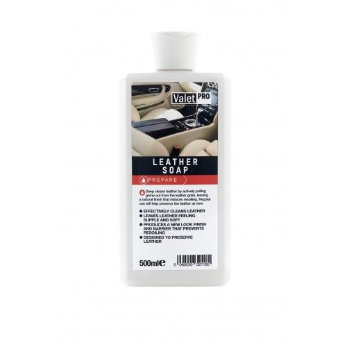 ValetPRO Leather Soap 500 ml