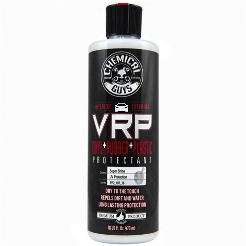 Chemical Guys  VRP VYNIL+RUBBER+PLASTIC Protectant (Extreme V.R.P. Dressing) 473 ml
