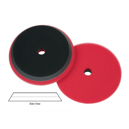 Lake country HD Orbit polirna gobica rdeča, 150 mm