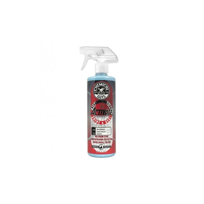 Chemical Guys Activate Shine & Seal 473 ml