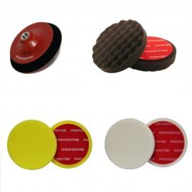 Polirne gobice in podložne plošče